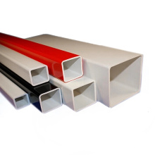 Galvanized  square tube high strength steel ERW pipe and tube