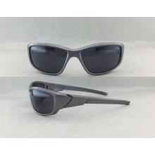 2016 Ventas calientes y estilo de moda de las gafas para las gafas de sol de los deportes de los hombres (P10006)