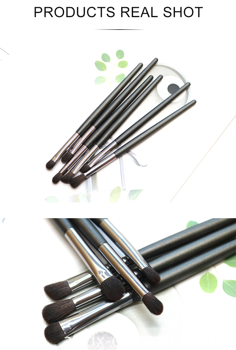 6 PCS Eyeshadow Brushes Set 6