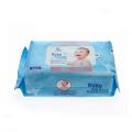 Natürliche Babytücher aus reiner Baumwolle für empfindliche Haut