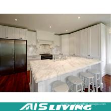 Armoires de cuisine antiques blanches de meubles de salle à manger (AIS-K927)