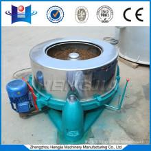 Meilleur prix machine centrifuge de déshydratation à haute performance