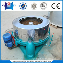 Best price centrifugal dewatering machine with high performance