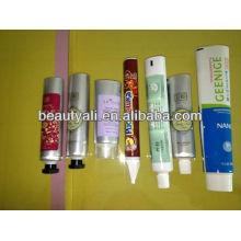 Пластиковые отжимные трубки для косметики ABL tube