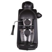 4 cup capcacity (240ml) Steam espresso machine/3.5 bar