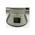 Appareil-photo imperméable à grande vitesse de dôme de 4G wifi GPS avec l'écran d'affichage à cristaux liquides pour la police de voiture