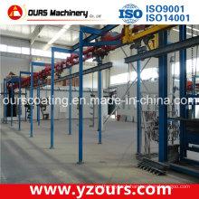 Steel Overhead Chain Conveyor for Painting Line