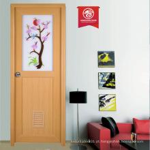 Cheap Latest Coating Plastic Steel Wood Door