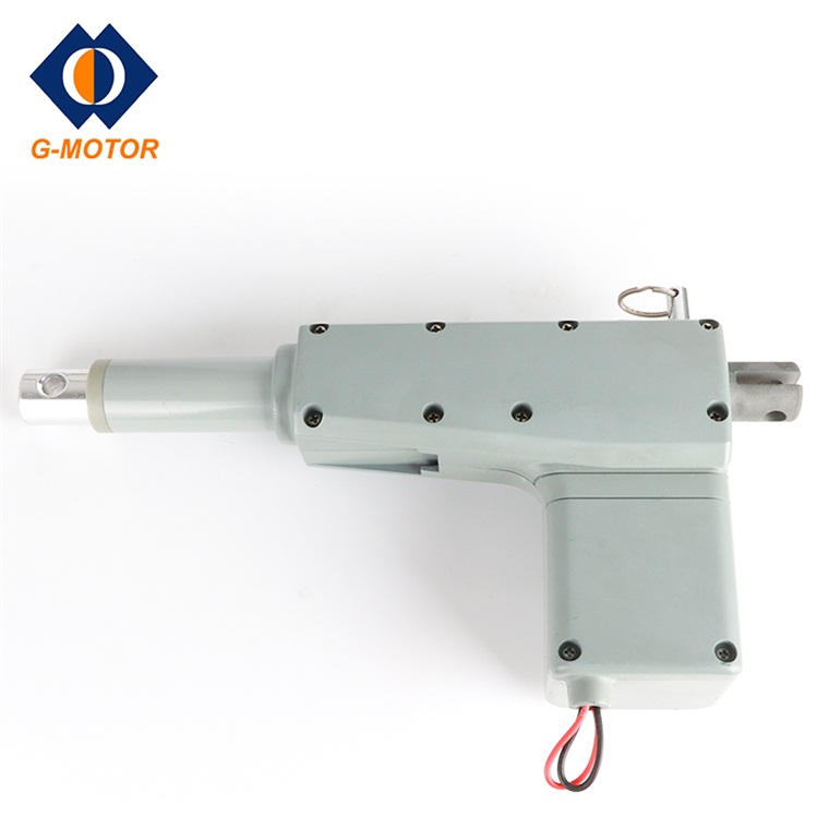 hospital bed linear actuator