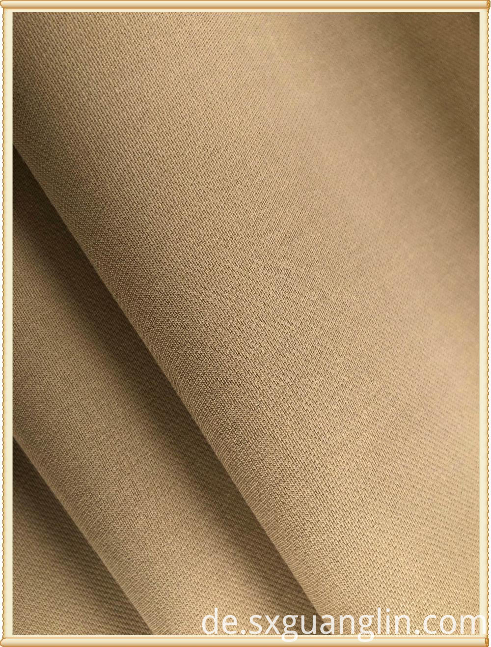 cotton polyester twill spandex fabric