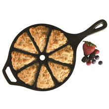Pflanzenöl / vorgefertigte Gusseisen-Pizzaform / -pfanne