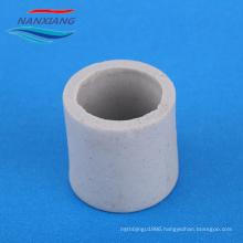 Ceramic raschig ring in chemical plant