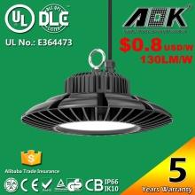 CE RoHS 100W Chine fournisseur en gros LED High Bay Light