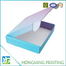 Full Color Printed Paper Cardboard Shirt Packaging Box