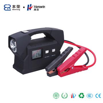 Литий-ионный аккумулятор Автомобиль Power Bank Jump Starter для 24-вольтового дизеля