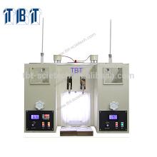equipo de baja temperatura Probador de destilación de petróleo