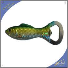 FSOB001 abridor de garrafas em forma de peixe