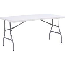 (HQ-C183) 6FT Plastic Easy Catering Mesa de dobrar ao ar livre barata