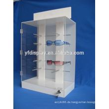 benutzerdefinierte Fisch Kalziumverlust Brillen Halter in China hergestellt