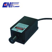 Сверхкомпактный лазер как детектор газа с узкой шириной линии