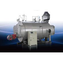 0.5t / H horizontal óleo de fogo (gás) disparou caldeira a vapor para produtos químicos