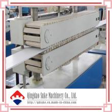 Línea de producción de la extrusión del extrusor del panel de techo del PVC