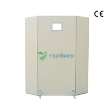 Ecran de contrôle médical de protection contre les rayons X de 0,5 mmpb