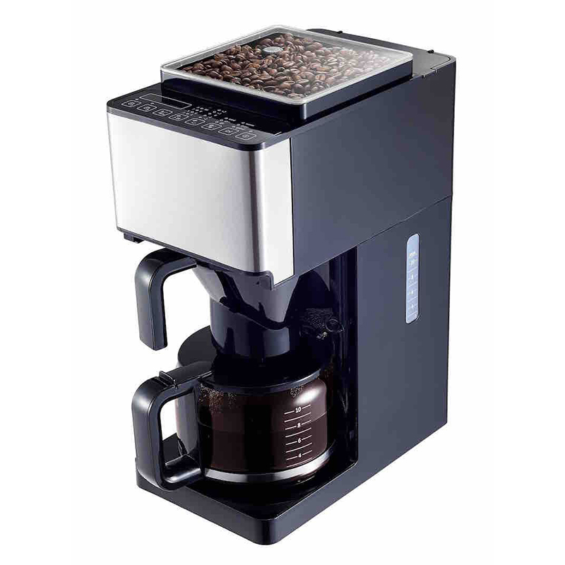 Coffee maker grinder