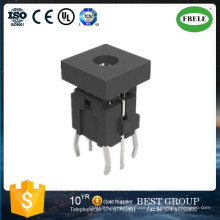 6*6 High Quality Touch Switch Micro Switch with Light (FBELE)
