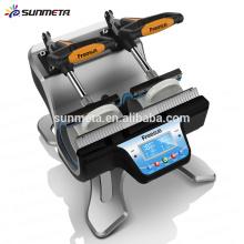 Máquina de sublimación de prensa de calor de doble estación de Manuel