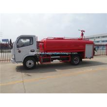 Caminhões do motor de incêndio da espuma de DongFeng 1500L para a venda