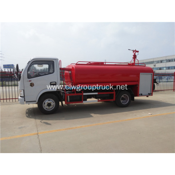 DongFeng 1500L Foam Fire Engine Trucks For Sale