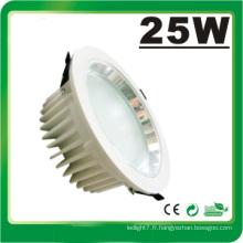 Lampe LED Dimmable 25W LED Down Light LED Light