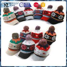 Зимняя шапка нового дизайна с оригинальным дизайном