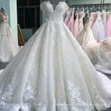 Luxus neues Design aus Schulter Brautkleid nach Maß Vestidos Novias 2018