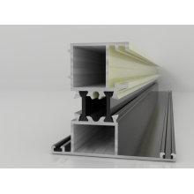 Best Selling 6063-T5 Aluminum Extrusion/Industrial Aluminium Profiles (BY-320)/Aluminium Profile for Decorative-6063