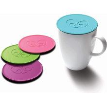 Housse de tasse à café en silicone sans BPA
