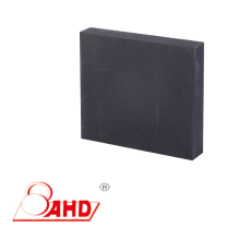 Thickness 10-120mm Black Hard Plastic POM+GF Sheet