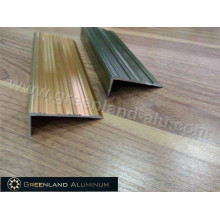 Aluminium Profile Stair Tead with Anodized Color