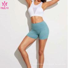 Athletic Body Building Slim Shorts