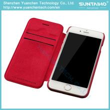 Flip PU Phone Bag capa de couro protetora para iPhone 6/7 iPhone 6/7 Plus