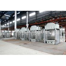 Espuma de eva de 900 ton prima, prima de espuma de epdm