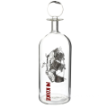 Custom Design Glass Wine Bottle