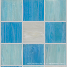 Azulejo de mosaico de vidrio 48mm
