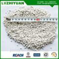 La fábrica de China produce sulfato de potasio para uso agrícola