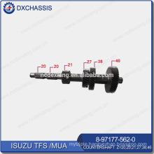 Genuine TFS MUA PICKUP Countershaft Z=20:20:21:27:38:46 8-97177-562-0