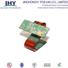 Circuits imprimés rigides flexibles