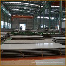 China Folhas de aço inoxidável do SUS 316L / bobina da placa laminada a alta temperatura