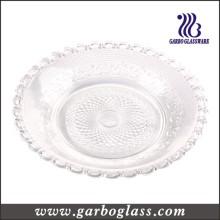 30cm Decorative Glass Dinner Plate (GB2301ZZ-1)