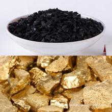 El carbón de coco activado de calidad superior en la extracción de oro para la venta
